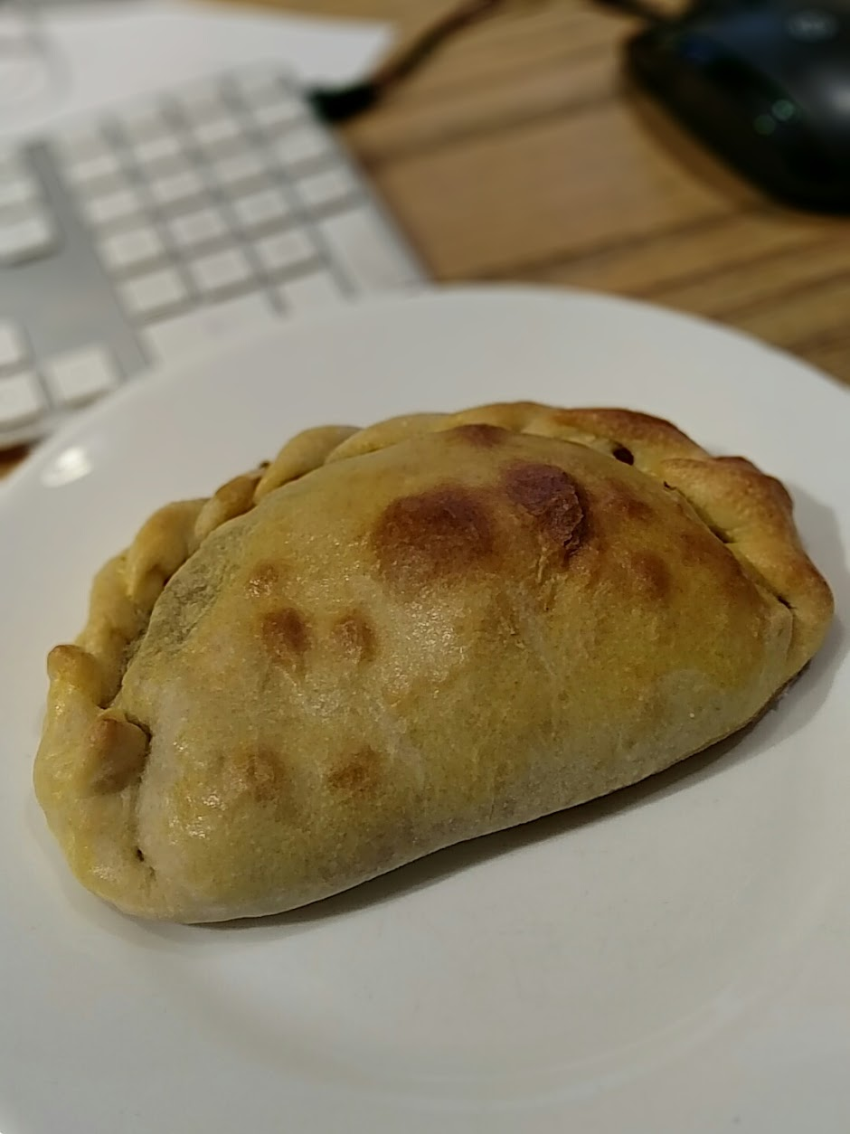 The Pastry, the Myth, the Legend: The Las Campanas Observatory Sunday Empanada.