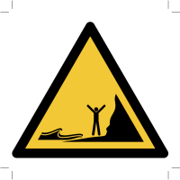 "Sign for ""Warning: Incoming tides"""