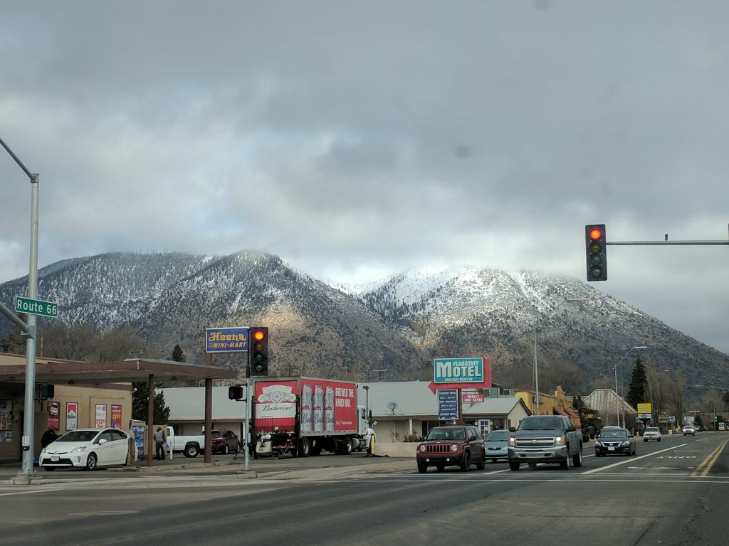 Welcome to Flagpole, AZ